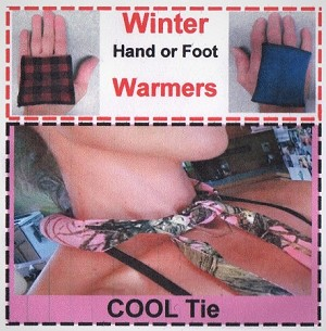 Hand Warmers & Cool Ties